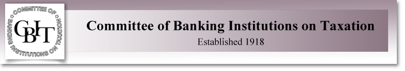 The Committee of Banking Institutions on Taxation